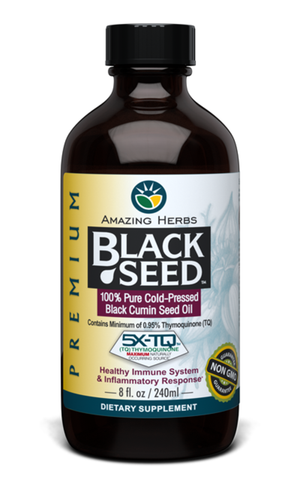 PREMIUM Black Seed Oil 8oz