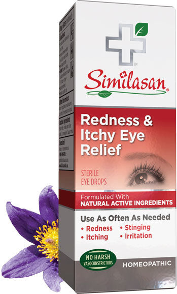 Redness & Itchy Eye Relief Similasan