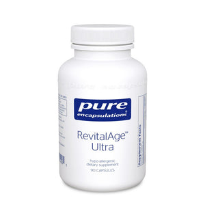 A bottle of Pure RevitalAge™ Ultra