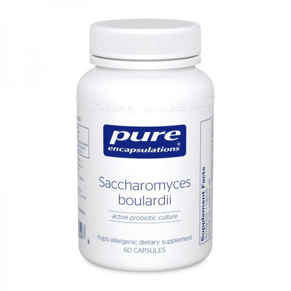 A package of Pure Saccharomyces Boulardii