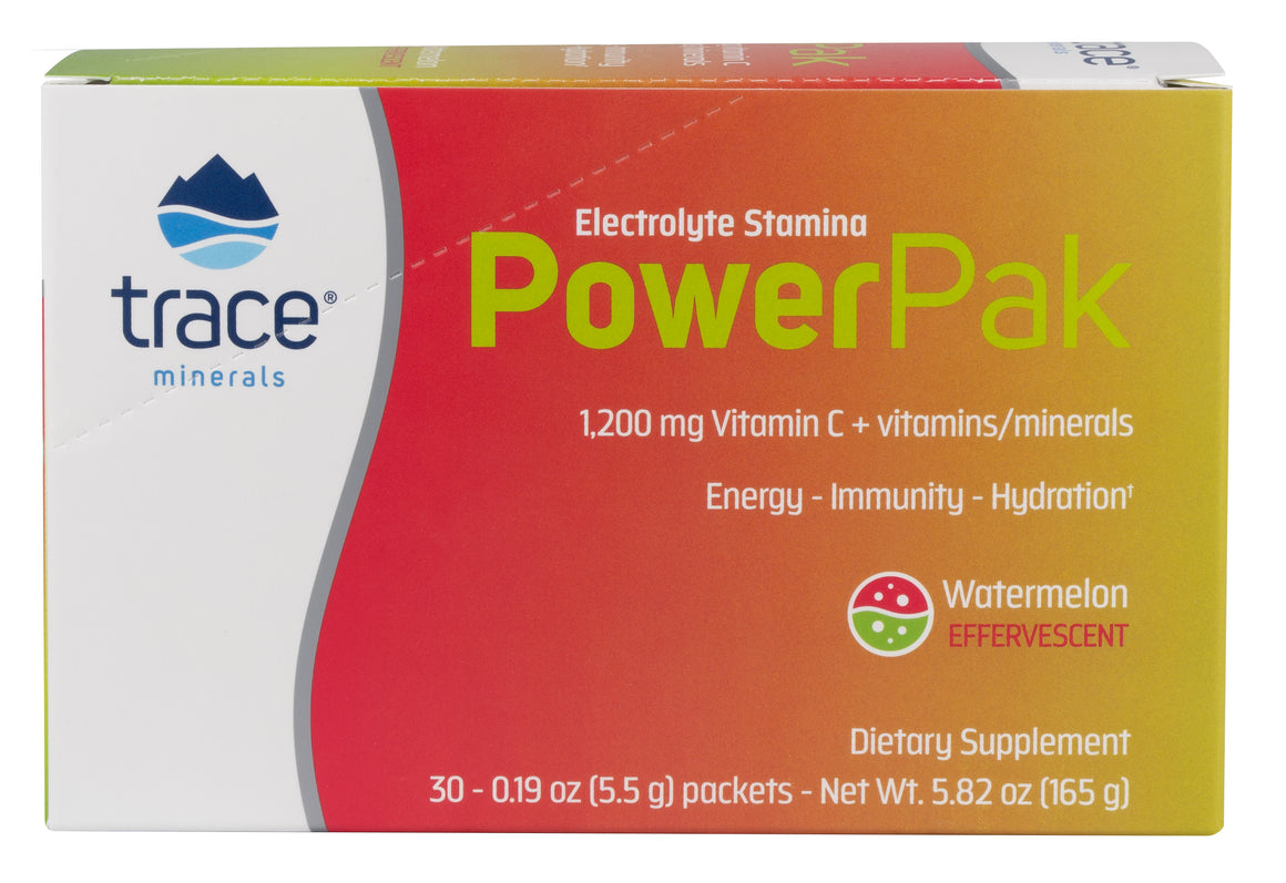 Electrolyte Stamina Power Pak Non-GMO Watermelon