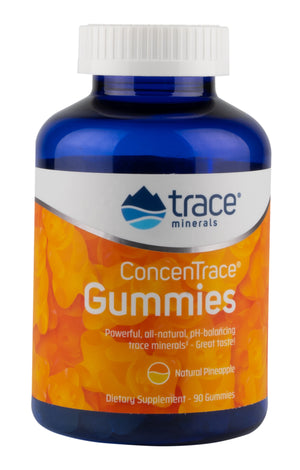 ConcenTrace Gummies - Pineapple Flavor