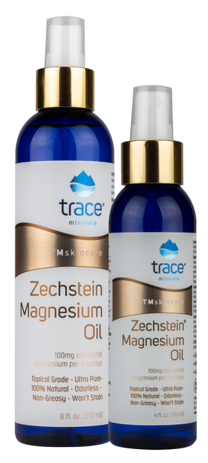TMskincare Zechstein Magnesium Oil Trace Minerals