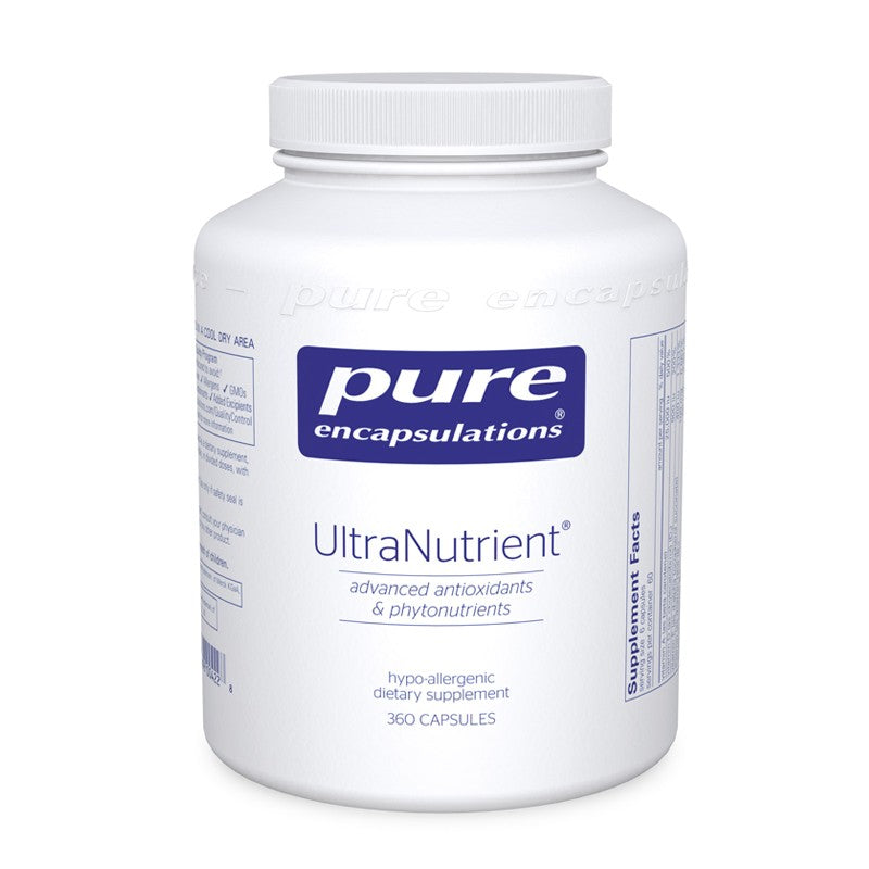 A bottle of Pure UltraNutrient®
