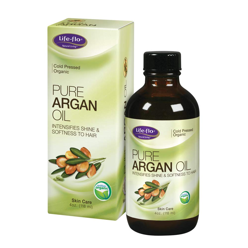 Pure Argan Oil Organic - Life-flo - 4 fl oz