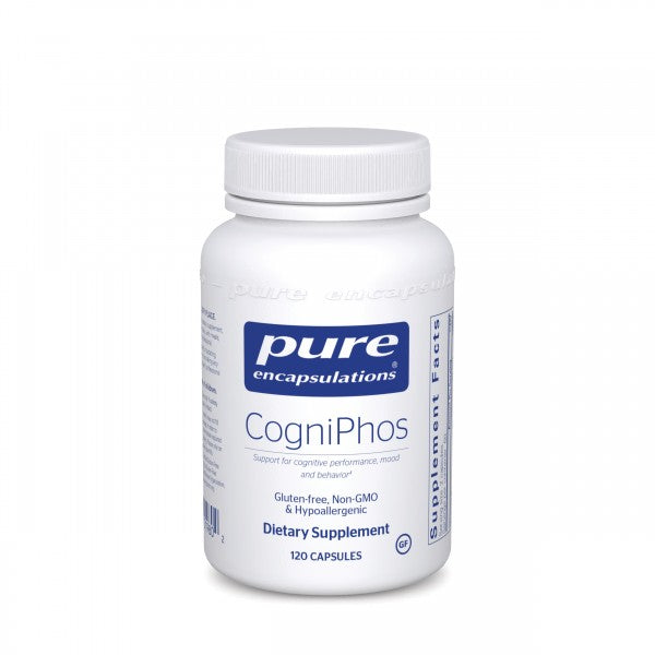 A bottle of Pure CogniPhos