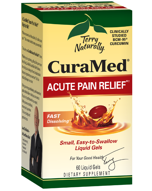 CuraMed® Acute Pain Relief