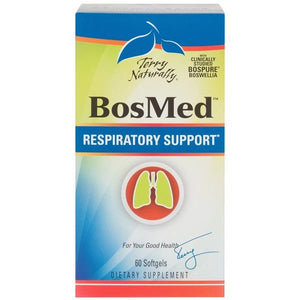 A package of Terry Naturally BosMed® Respiratory Support*