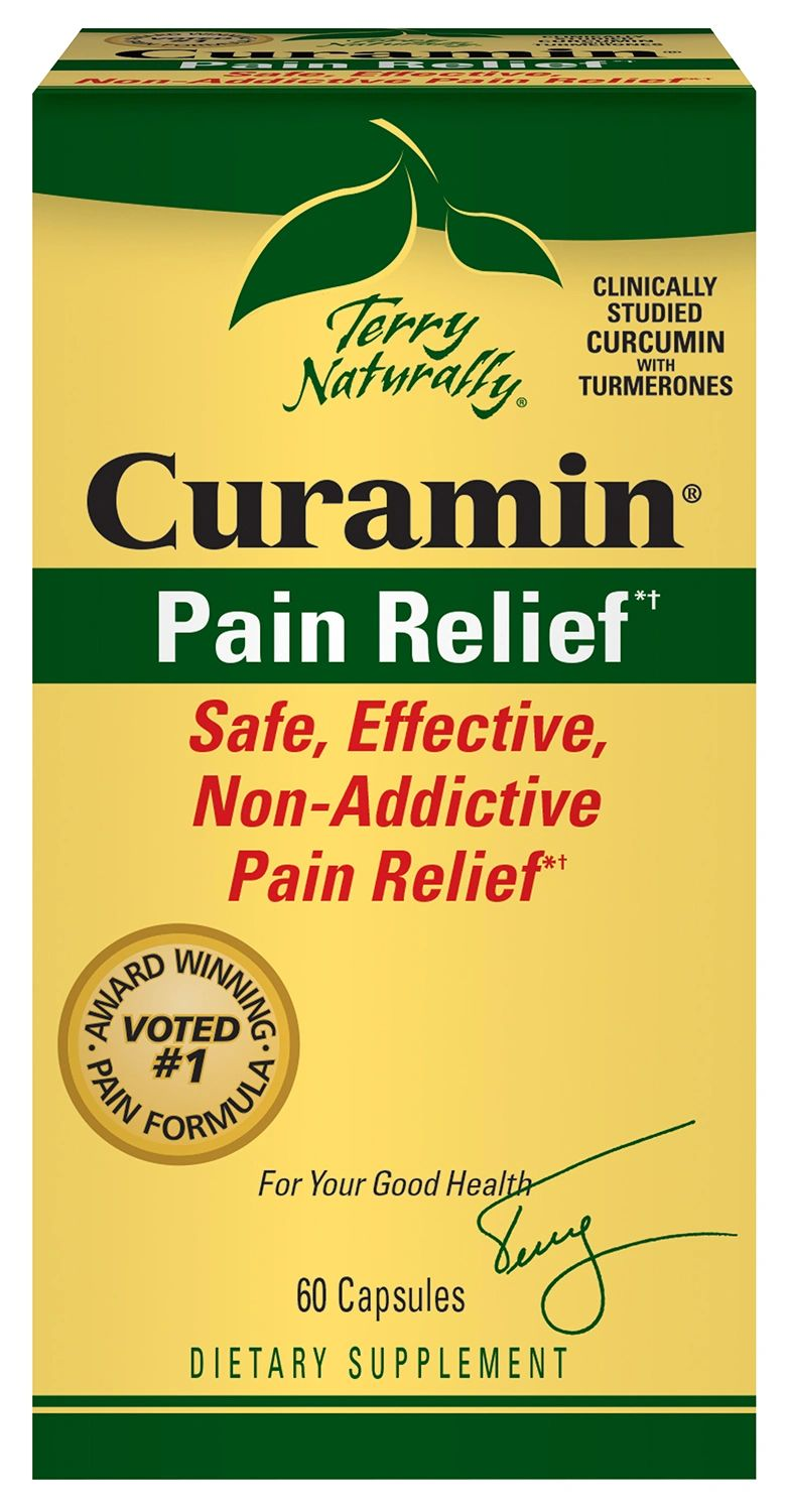 A package of Terry Naturally Curamin®