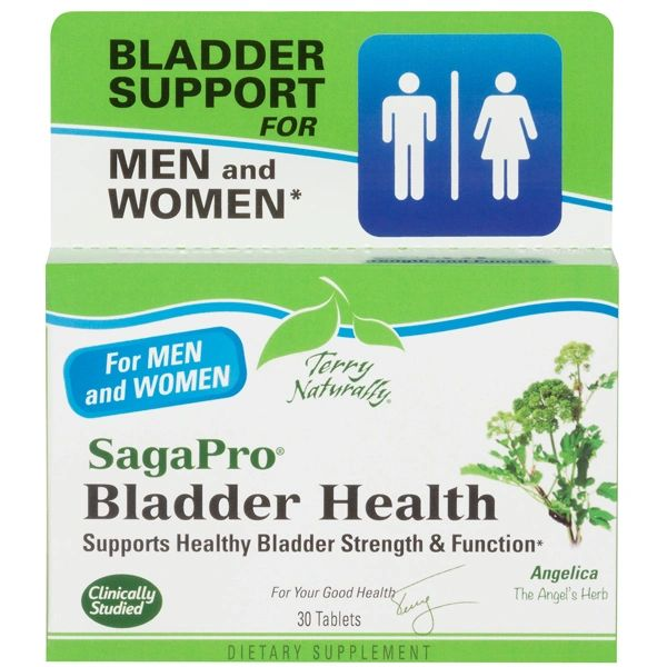 A package of Terry Naturally SagaPro® Bladder Health*