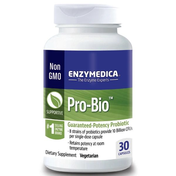 A bottle of Enzymedica Pro-Bio™