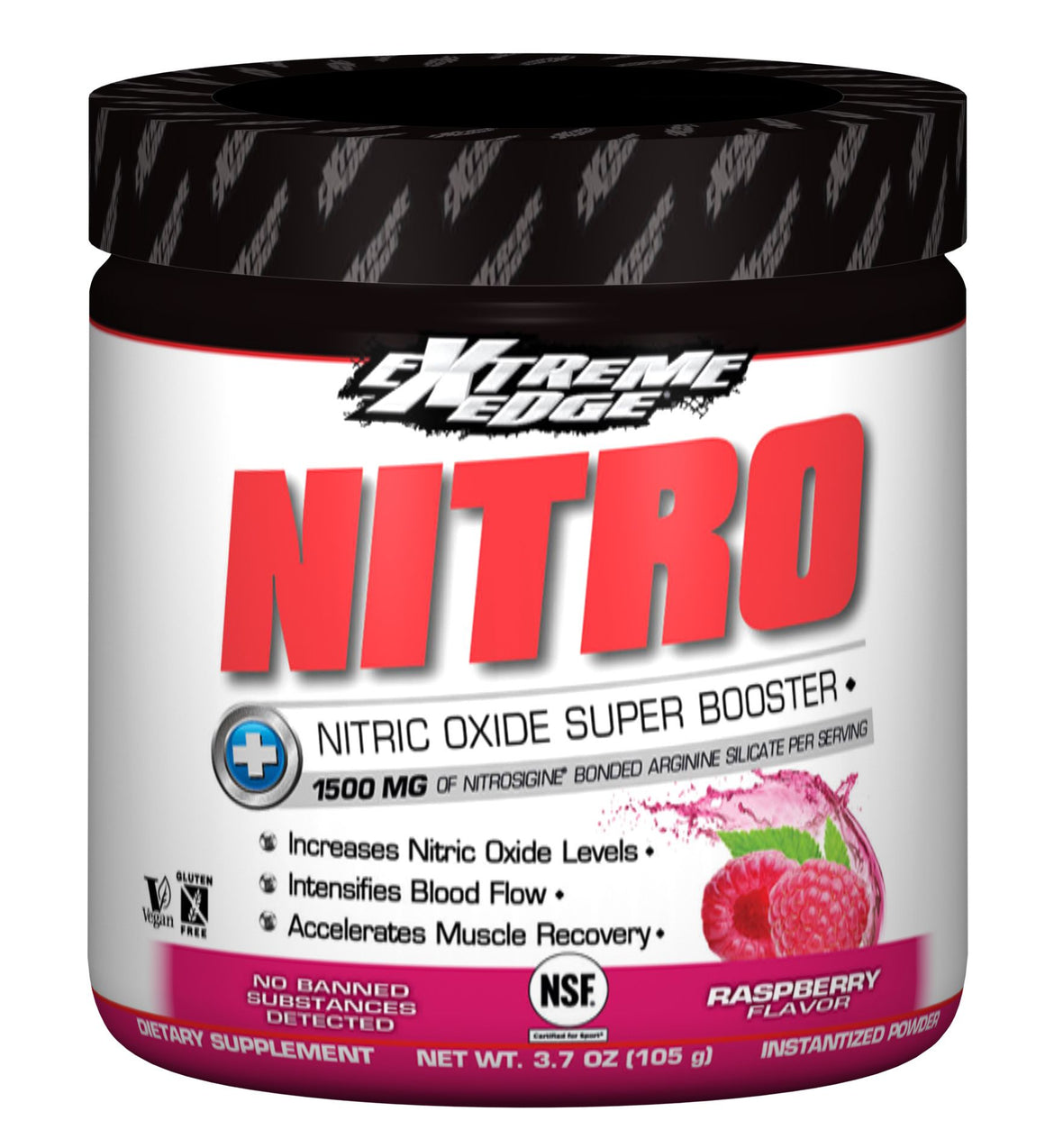 A jar of Bluebonnet Extreme Edge® Nitro