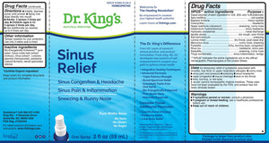 Sinus Relief 2 fl oz