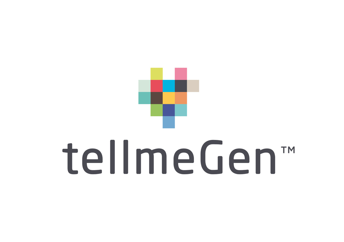 Logo of tellmeGen DNA Test Kit