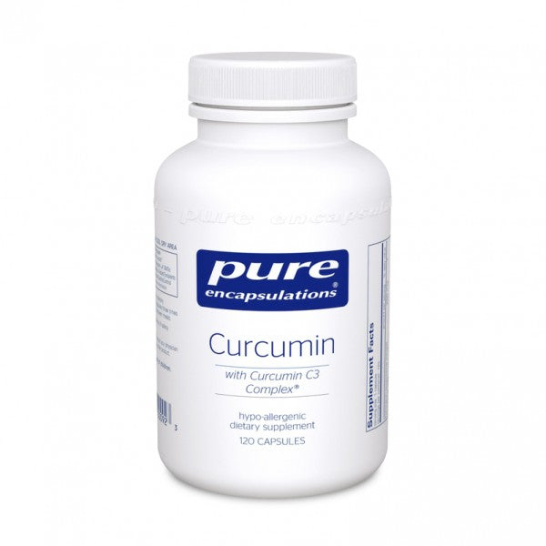 A bottle for Pure Curcumin