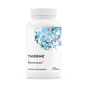 A bottle of Thorne Memoractiv™