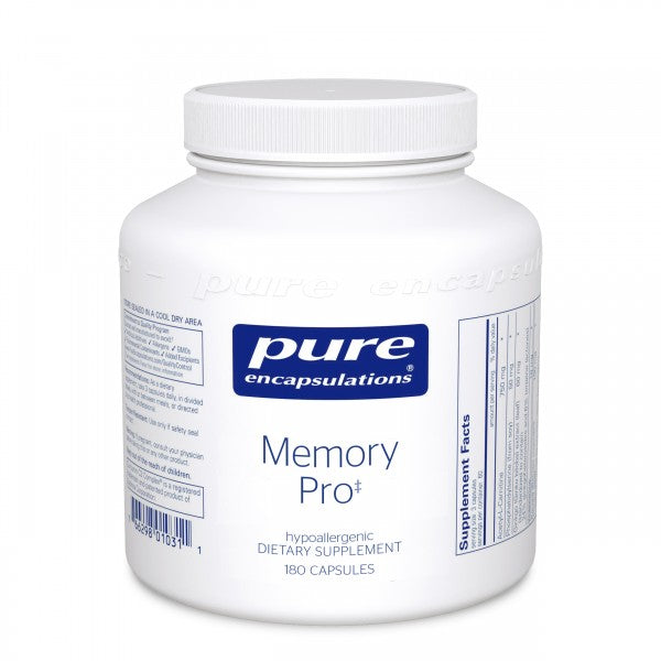 A bottle of Pure Memory Pro‡