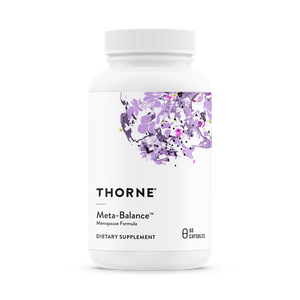 A bottle of Thorne Meta-Balance™