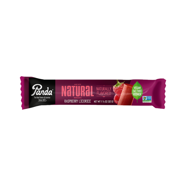 Raspberry Licorice Bar 32 g