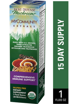 A package for Host Defense MyCommunity® Extract