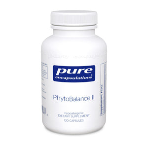 A bottle of Pure PhytoBalance II