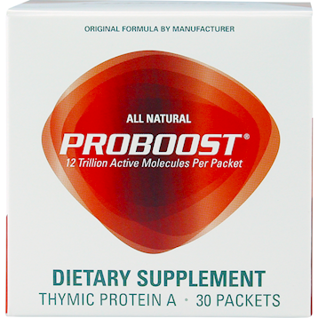 A package of Longevity Science ProBoost® Thymic Protein A