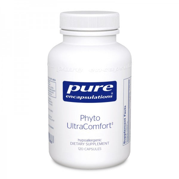 A bottle of Pure Phyto UltraComfort‡