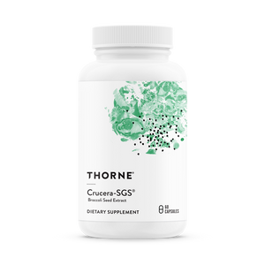 A bottle of Thorne Crucera-SGS®