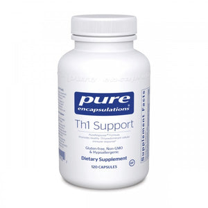 A bottle of Pure Th1 Support