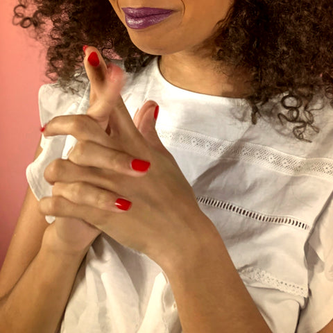 5 heavenly lipsticks and nail lacquers for dark skin