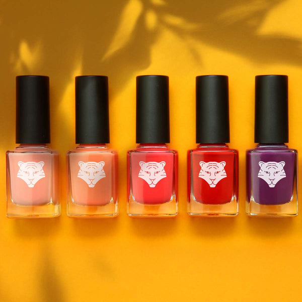 Natural & Vegan Nail Lacquers