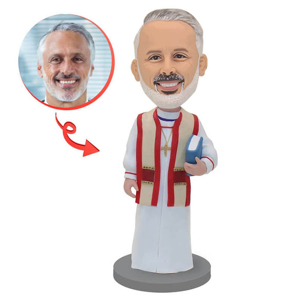 Custom Priest Bobblehead