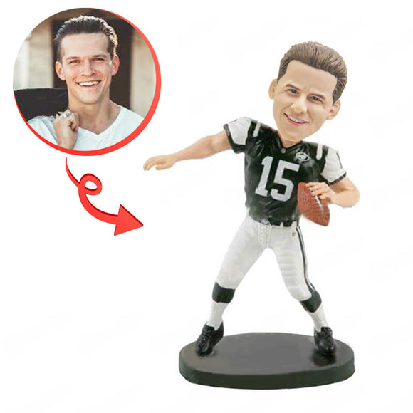 Customize NFL Bobblehead American Football