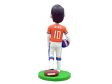 Custom NFL Rugby Player Bobblehead 2