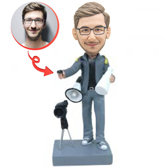 Director Custom Bobblehead