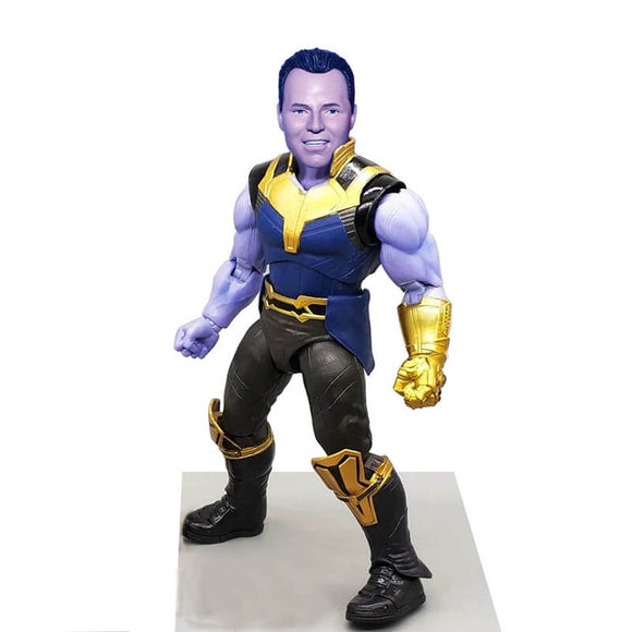 Custom Thanos Bobblehead B