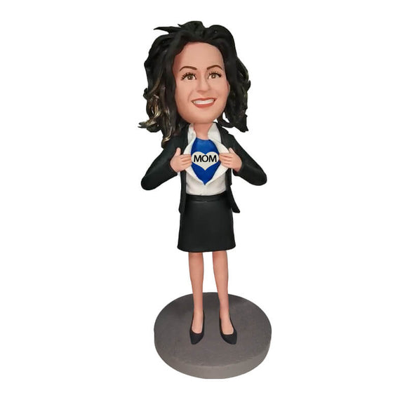 Custom Best Gift for MOM Bobblehead