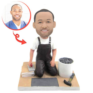Custom Home Improvement Bobblehead
