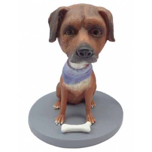 Custom Miniature Pinscher Dog Bobblehead