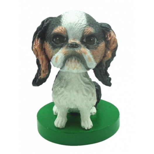 Custom Shih Tzn Dog Bobblehead