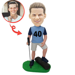 Outdoor Sports Custom Bobblehead