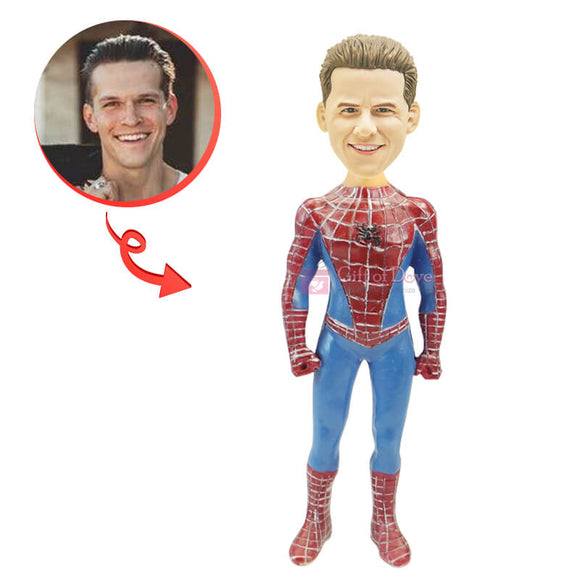 Custom Spider-Man Bobblehead