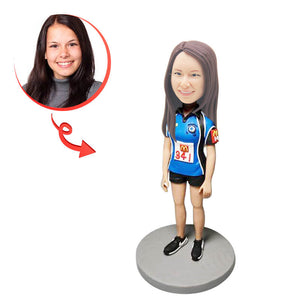 Custom Marathon Enthusiasts Bobblehead