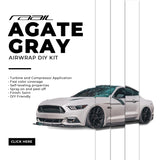 Agate Grey - Pearl mica pigments. - Great for Raail, Plasti Dip, Auto Paint, Resin and Slime. Vinyl Wrap. Liquid Wrap. Dipyourcar