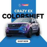 DrPigment Crazy Ex Colorshift - Great for Raail, Plasti Dip, Auto Paint, Resin and Slime