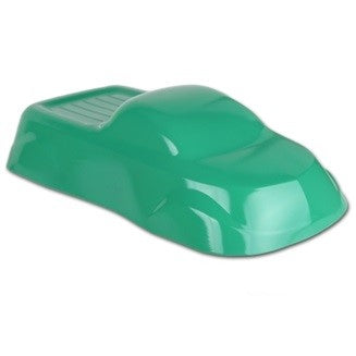 Drop-in Tint - Traffic Green physical Raail