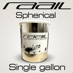 Spherical Kit - Tough Teal (White Base) physical Raail Single Gallon (Tough Teal)