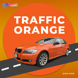 DrPigment Traffic Orange – Great for Raail, Plasti Dip, Auto Paint, Resin and Slime