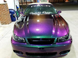 AirWrap DIY Kit - DR 13 MegaShift Flake (TEAL/PURPLE/GOLD) - DrPigment.com