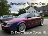 AirWrap DIY Kit - Dr Deep Space ColorShift - DrPigment.com